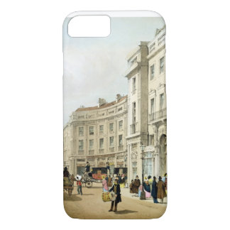 Western side of John Nash's extended Regent Circus iPhone 7 Case