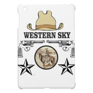western sky cowboy art case for the iPad mini