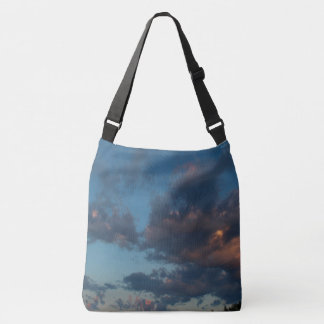 Western Sunrise Sky and Clouds Summer 2016 Crossbody Bag