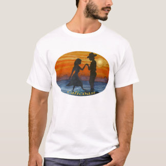 Western Sunset Lovers T-Shirt