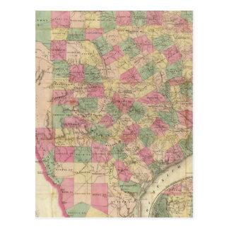 Western Texas Postcard
