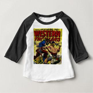 Western Thrillers Baby T-Shirt