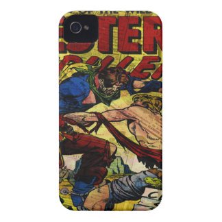 Western Thrillers Case-Mate iPhone 4 Cases