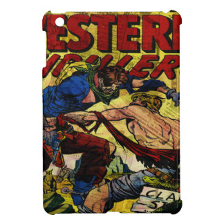 Western Thrillers iPad Mini Covers