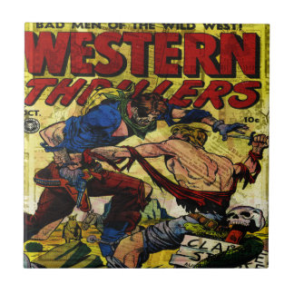 Western Thrillers Tiles