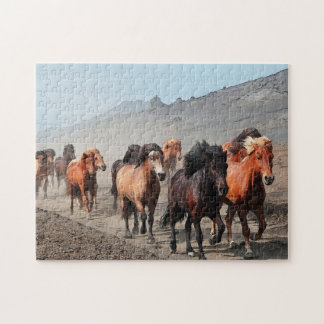Western Trail Jigsaw Puzzle