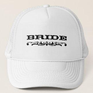 Western Wedding | Bride Trucker Hat