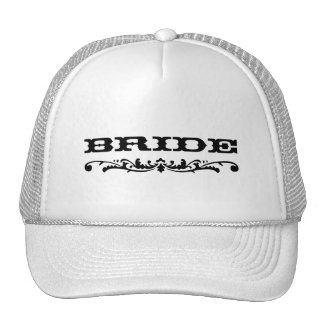 Western Wedding | Bride Trucker Hat