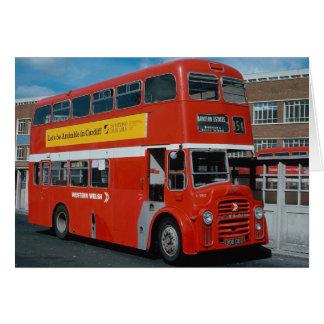 Western Welsh Leyland decker in National bus liver Card