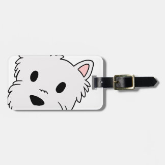 westie cartoon head.png bag tag