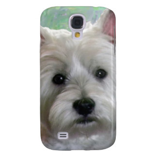 WESTIE SAMSUNG GALAXY S4 COVERS