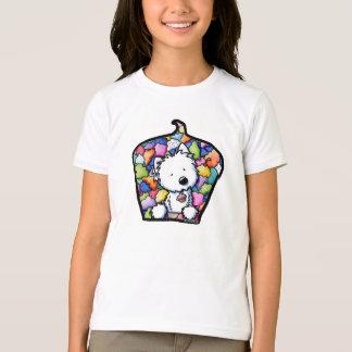 Westie Cupcake T-Shirt