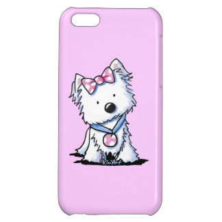 Westie Dot iPhone Case iPhone 5C Case