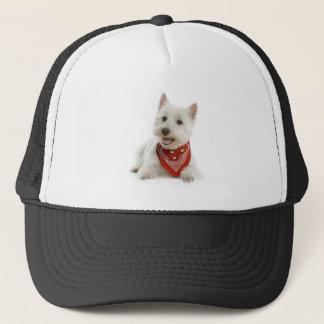 Westie Hat/Cap Trucker Hat