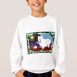 Westie Patchwork Sweatshirt