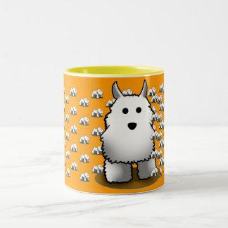 Westie Pattern Mug
