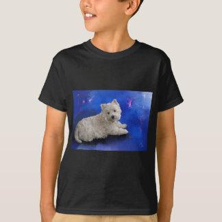 Westie Resting T-Shirt
