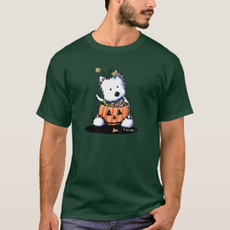 Westie Trick For Treat T-Shirt