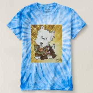 Westie Warrior Princess T Shirts