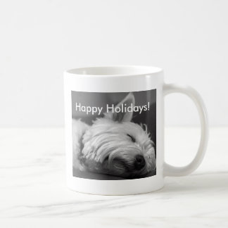 Westie (West Highland Terrier) Dog Mug