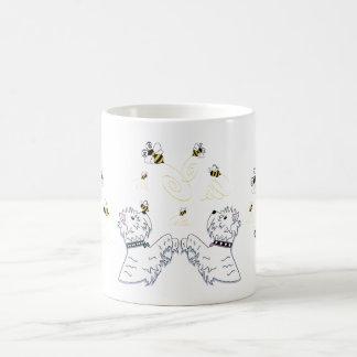 Westies and Bees Coffee Mug