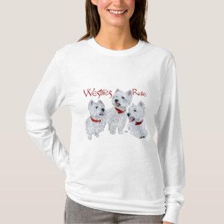 Westies Rule! T-Shirt