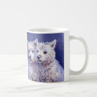Westies - West Highland Terriers Coffee Mug