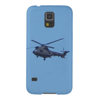 Westland Puma Military Helicopter Cases For Galaxy S5
