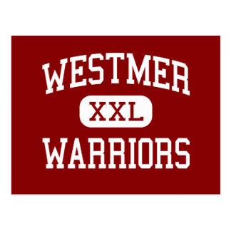 Westmer - Warriors - Senior - Joy Illinois Postcard