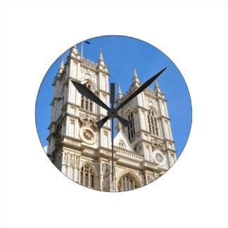 Westminster Abbey in London, UK Clock