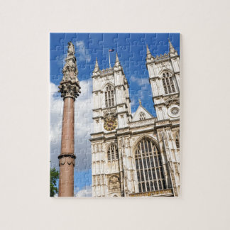 Westminster Abbey in London, UK Puzzle