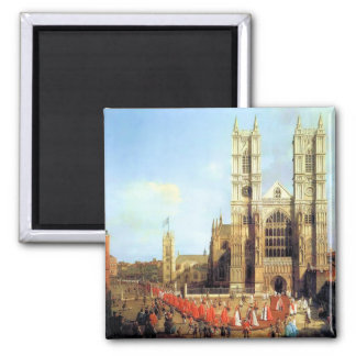 Westminster Abbey london Magnet