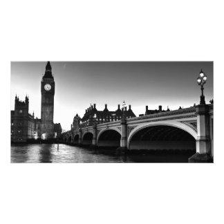 Westminster Bridge and Big Ben Photo Cards