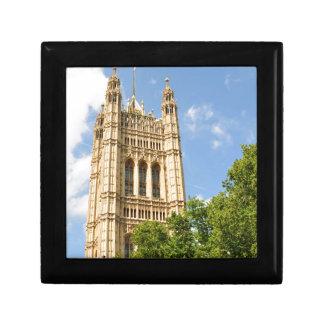 Westminster in London, UK Jewelry Box