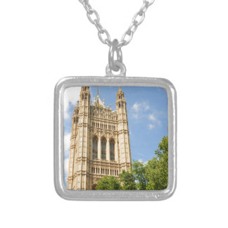 Westminster in London, UK Silver Plated Necklace