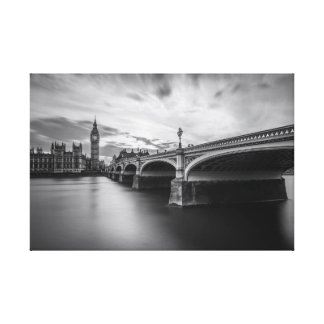 Westminster Serenity Canvas Print