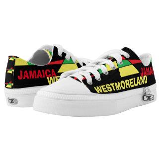 WESTMORELAND JAMAICA Low-Top SNEAKERS
