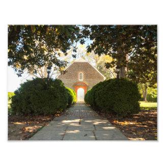 Westover Episcopal Church Photo Print