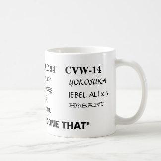 Westpac '94, CVN-70, CVW-14 Coffee Mug