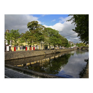 Westport, Ireland. The Atlantic town of Postcard