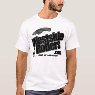 Westside Logo2-blck&wht T-Shirt