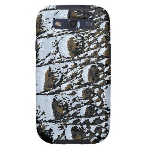Wet Alligator skin Samsung Galaxy S3 Case