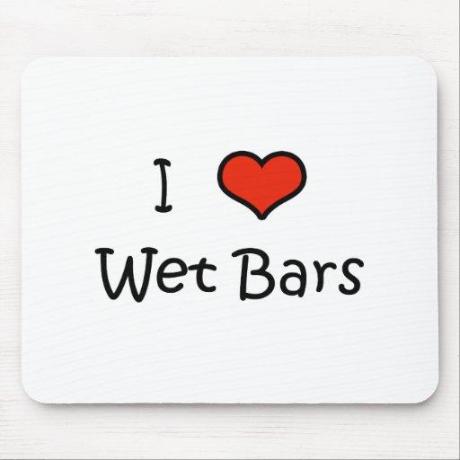 Wet Bars Mouse Mats