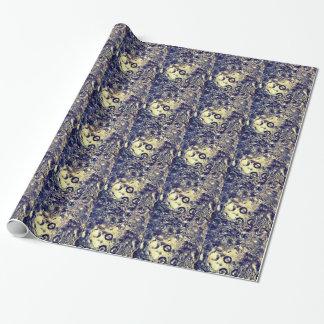 Wet Glass Texture Gift Wrap