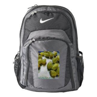 Wet glistening grapes