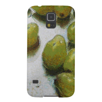 Wet glistening grapes galaxy s5 cover