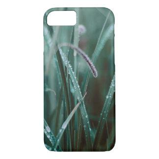 Wet Grass iphone case