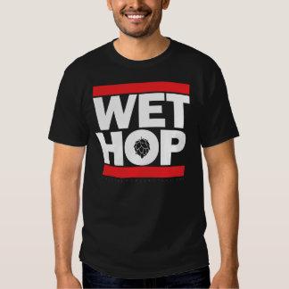 WET HOP Craft Beer Shirt - Black