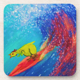 Wet Paint Coaster