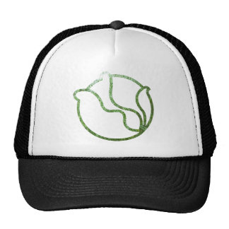Wet Pine Head of Cabbage Trucker Hat